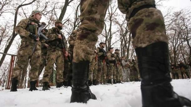 """Оккупанты готовят """"мобилизации"""" на Донбассе"""