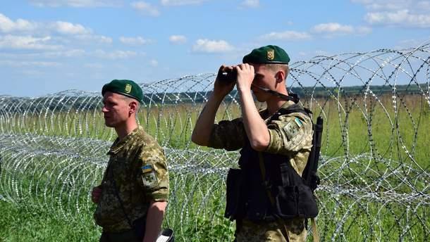 Пограничная служба Украины усилит меры безопасности в День Независимости.