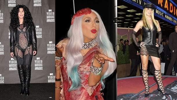 Образы на MTV Video Music Awards
