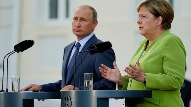 Парстнерство ФРГ с Россией – это иллюзия
