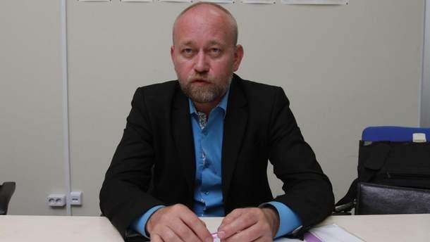 Суд продлил арест Рубану до 8 сентября