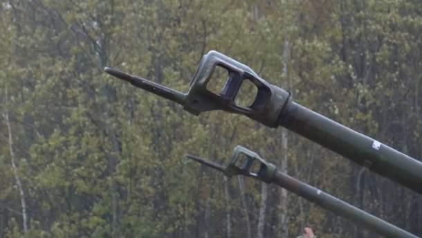 В Киеве начали серийное производство 152-миллиметровых снарядов