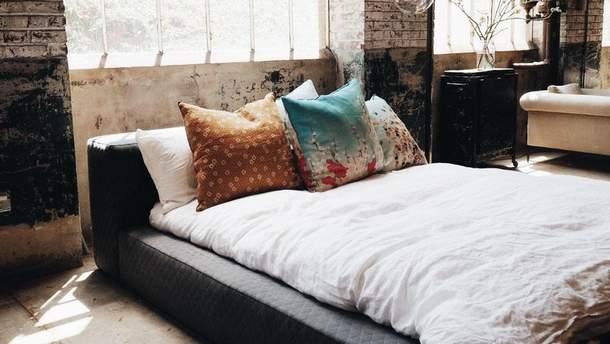Як подушка впливає на якість сну