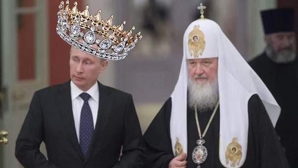 Московский патриархат – сверхмощная организация, где учат влиять на людей