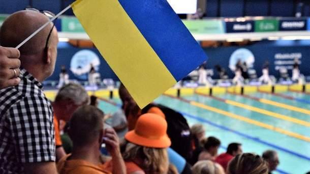 Украинские паралимпийцы выиграли на чемпионате Европы