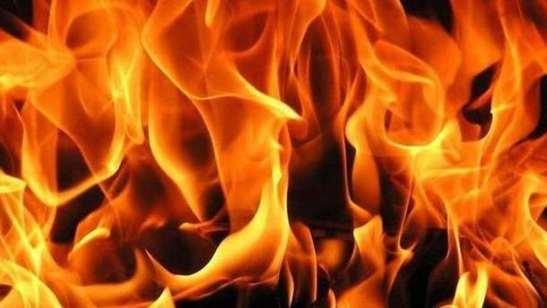 Оголошено надзвичайний рівень пожежної небезпеки