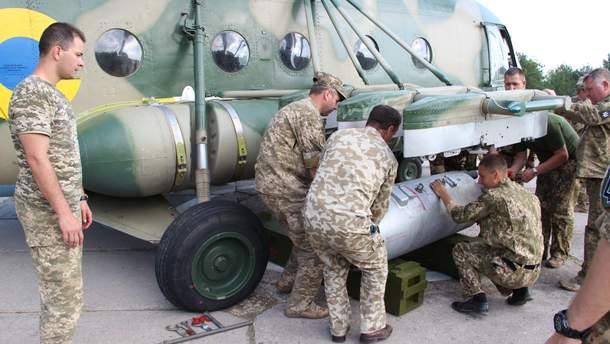 Державні випробування дослідного зразка некерованої авіаційної ракети калібру 80 мм «Оскол»