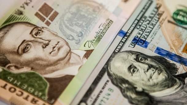 Курс валют НБУ на 22 серпня: