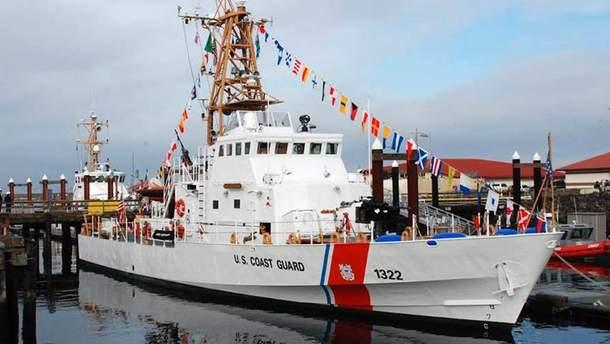 Катера береговой охраны Island