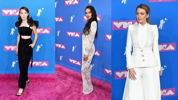 Найкращі сукні на червоній доріжці MTV Video Music Awards 2018  фото ... cf3f0445ed680
