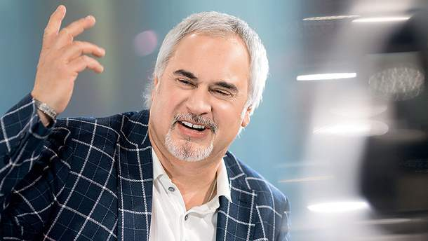 Валерій Меладзе хоче грузинське громадянство?