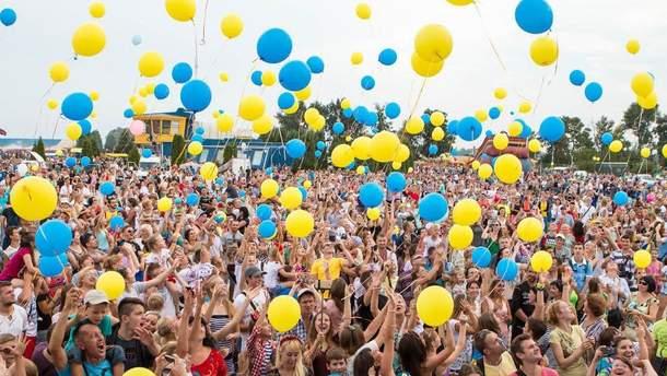 В Україні побільшало людей, які вважають себе громадянами держави
