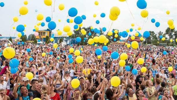 В Украине стало больше людей, которые считают себя гражданами государства