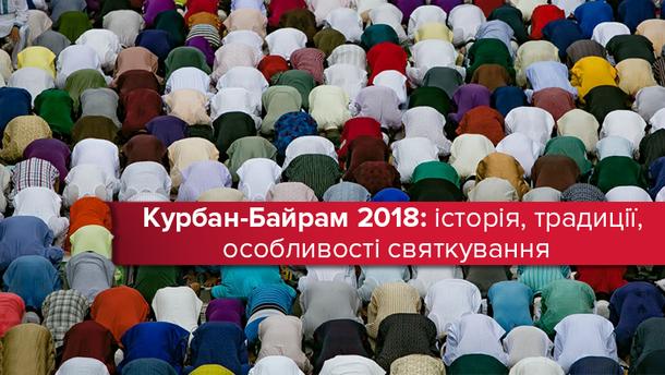 Курбан-Байрам 2018 – історія, традиції і як відзначають в Україні