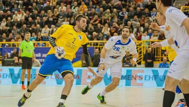 Збірна України з гандболу зіграє з Чорногорією у Сумах