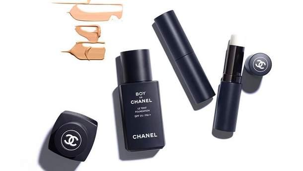 Чоловіча косметика від Chanel