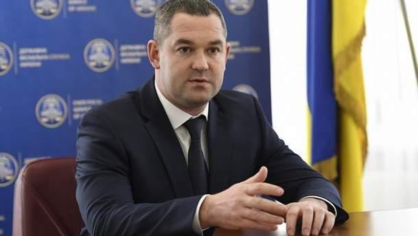В.о. глави ДФС Мирослав Продан