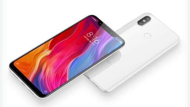 Xiaomi Mi 8 надійшов у продаж в Україні