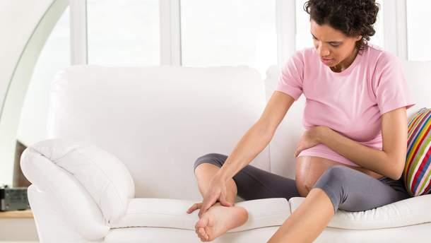 Как предупредить варикоз во время беременности