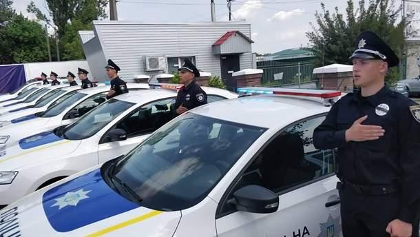 """Новий підрозділ поліції патрулюватиме дорогу """"Київ – Одеса"""""""