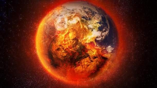Як може зникнути Земля та вся Сонячна система