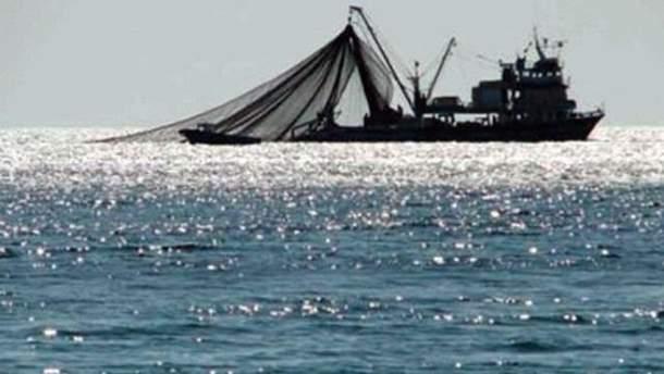 РФ готова отпустить украинских рыбаков
