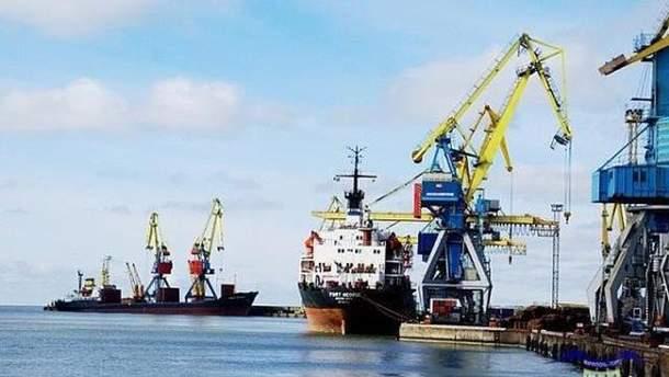 Россия за неделю не пропустила ни одного судна в порты Украины