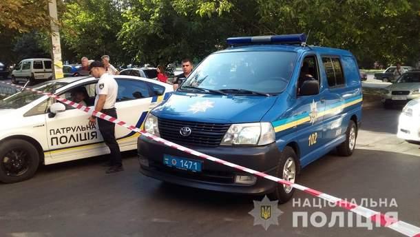 Поліція встановлює обставини інциденту