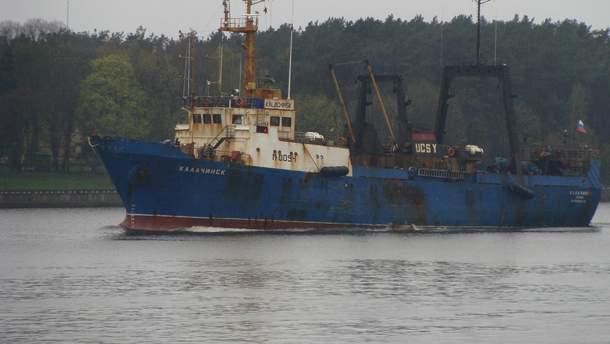 Россия хочет поднять ракету с ядерной установкой со дна Баренцева моря