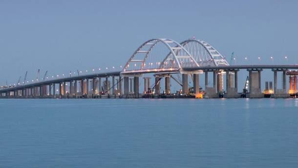 Путін заснував медалі та грамоти за будівництво Кримського мосту