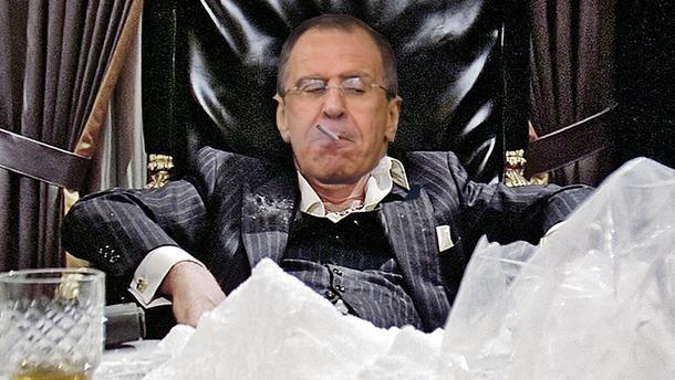 В посольстве России изъяли партию наркотиков