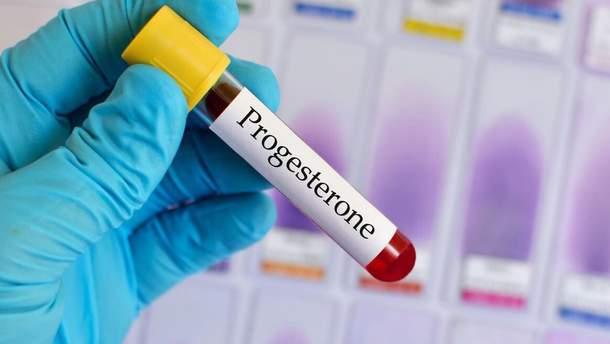 Прогестерон во время беременности