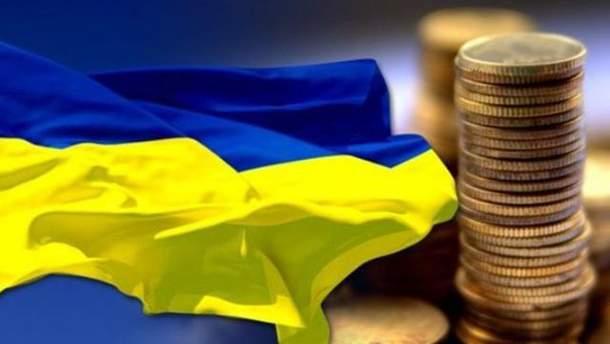 В Украине снизился госдолг