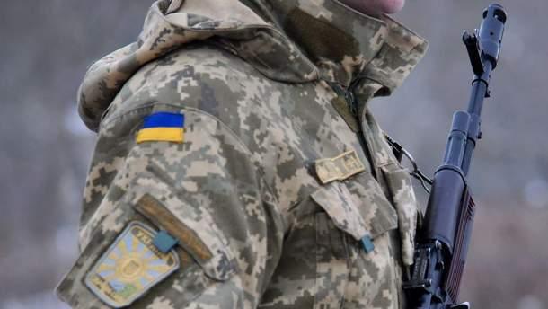 В войне на Донбассе приняли участие 344 тысячи военных ВСУ