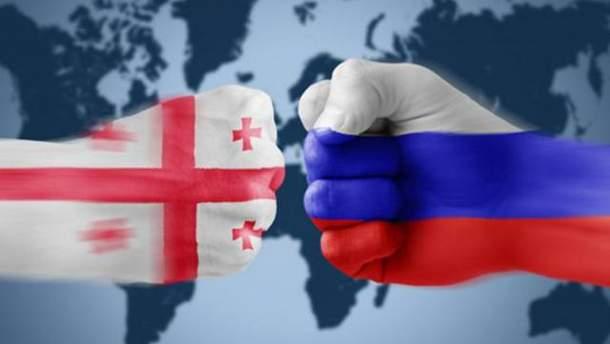 Грузія подала позов проти Росії до ЄСПЛ