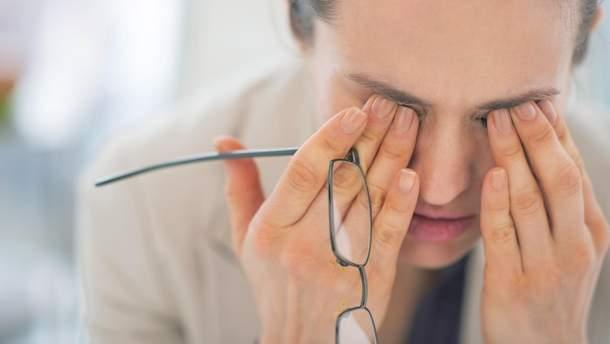 Які симптоми свідчать про розвиток астигматизму
