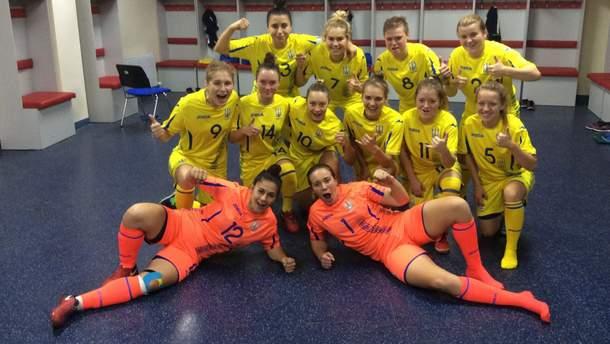 Студенческая женская сборная Украины по футзалу