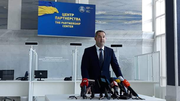 Исполняющий обязанности главы ГФС Мирослав Продан