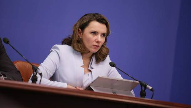 Наталья Мыкольская была первым Торговым представителем Украины