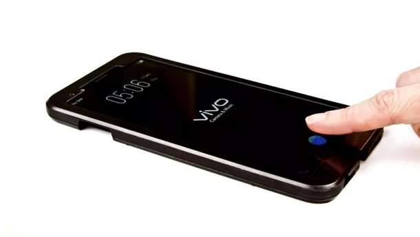 Сканер отпечатков пальцев на дисплее станет новым трендом