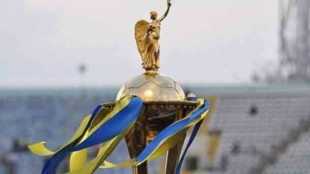 Результаты второго предварительного раунда Кубка Украины по футболу