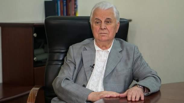 Леонід Кравчук оприлюднив способи вирішення проблеми Криму та Донбасу