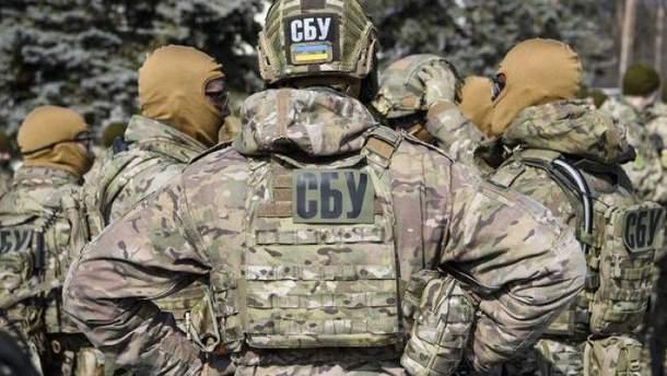 В рядах СБУ обнаружили российского шпиона