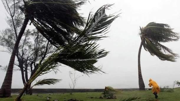 Ураган на Гаваях