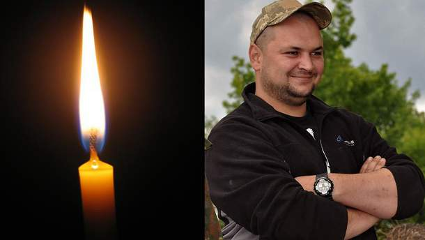 Георгий Ольховский погиб на Донбассе