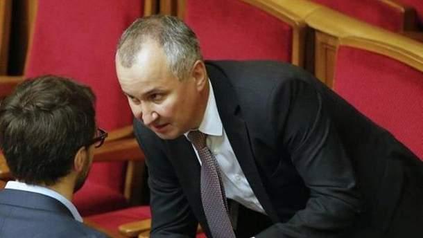 Як голова СБУ Василь Грицак піклується про свого сина