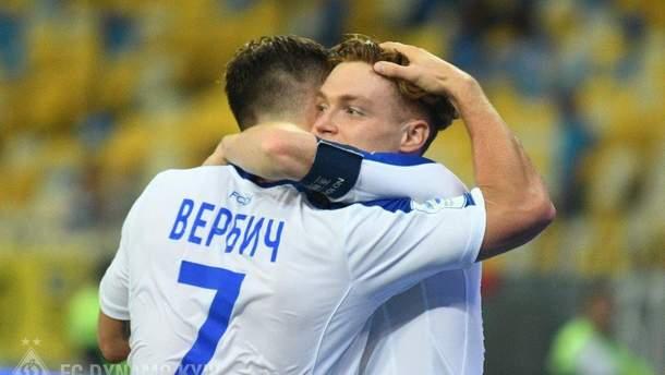 Черноморец – Динамо смотреть онлайн матч УПЛ