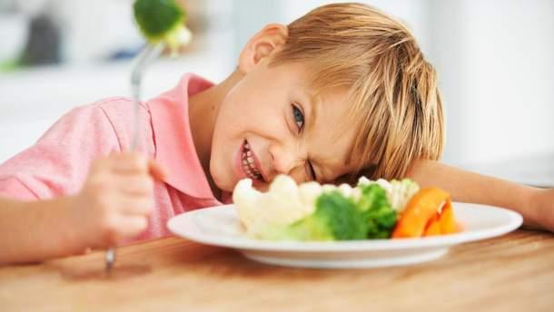 Що приготувати дитині на сніданок