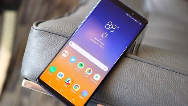 Смартфон Galaxy Note9