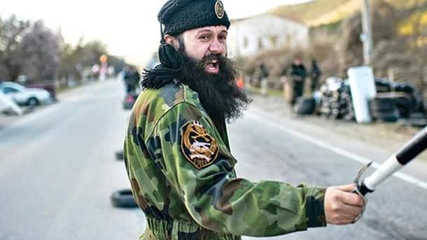 Братислава Живковича арестовали в Сербии за участие в боях на Донбассе